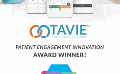 Our TAVIE Platform wins the MedTech Award!
